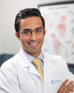 Gaurav (Aman) Luther, MD | Wake Orthopaedics